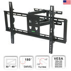 Flat Panel Full Motion Articulating TV Wall Mount for 37-70