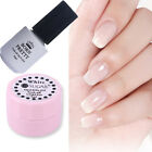 Gellack Opal Jelly Gel White Soak Off Nail Art UV Gel Nagellack Polish Maniküre