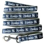 New York Yankees MLB Dog Lead Leash Pets First (3 sizes)