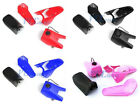Yamaha PW80 PW 80 TANK SEAT PLASTIC KIT W/CHAIN GUARD BLACK WHITE RED BLUE PINK