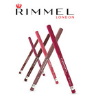 RIMMEL EXAGGERATE AUTOMATIC LIP LINER - ALL SHADES