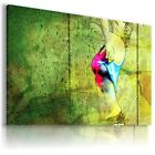 NAKED WOMAN Abstract Modern Canvas Wall Art Picture Large Sizes  B39 X