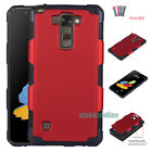 For LG G Stylo 2 LS775 Stylus 2 Heavy Duty Shockproof Hybrid Rugged Case Cover