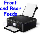 Edible Printer Bundle OPTIONAL Ink and Wafer Paper - Black Canon TS6020 Wireless - Best Reviews Guide