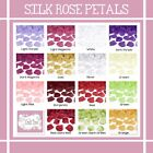 Silk Rose Petals - Weddings, Birthday Celebrations, Party Decoration Confetti