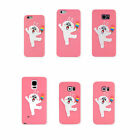 LINE FRIENDS CONY Character Silicone Case For IPHONE 6 & Galaxy Note 5