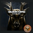 Buck Wear 2452 Buck Ops Game On Deer Hunting T-Shirt Bow Hunting M,  5XL