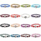 Shamballa Style Color Pave Disco Ball Bracelet For Kids Teen Little Girl Women