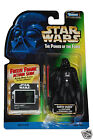 Star Wars POTF Darth Vader With Removable Helmet and Hand Freeze Frame NOS $12.99 USD