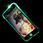 Incoming Call LED Flash Light UP Remind Cover Case Skin For Smart Phone iPhone
