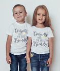 Cousins make the best friends cute childrens T-shirt or body suit Baby/toddler