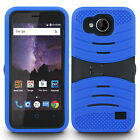 For ZTE Majesty Pro Z799VL / Z798BL Rugged Phone Case with Stand