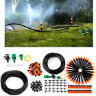 Micro Irrigation Water Cooling System Sprinkler Drip Kit Accessories 360 degree