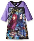 Descendants Girls Wicked Night Gown Size 4 6 8 10 $36
