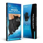 NEW PowerBilt Rain   Wet Weather Golf Gloves Pair - Choose Gender and Size!!