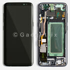 Samsung Galaxy S8 | S8 Plus LCD Display Touch Screen Digitizer + Frame Assembly