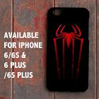 spiderman symbol for iPhone 6 6s 6+ 6s+ Case Cover