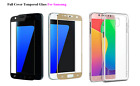FULL COVER TEMPERED GLASS SCREEN PROTECTOR + TPU GEL CASE FOR SAMSUNG J5 2017