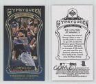 2011 Topps Gypsy Queen Future Stars Mini #FS5 Desmond Jennings Tampa Bay Rays