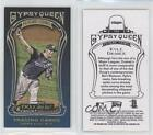 2011 Topps Gypsy Queen Future Stars Mini #FS2 Kyle Drabek Toronto Blue Jays Card