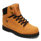 DC Shoes Men's Peary Winter Boots Hi Top Shoes Wheat Brown Hiking Mountain