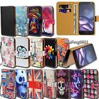 For Various Motorola Moto Phones - Leather Wallet Stand Magnetic Flip Case Cover