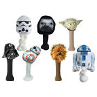 Star Wars Golf Club Head Cover 460cc for Drivers and Woods (7 Characters) $31.98 CAD