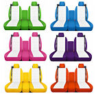 1999 2002 Chevrolet Silverado 40 20 40 Seat Covers Int SBelts 20 Color Options
