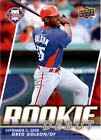 2009 Upper Deck Rookie Debut - You Choose - *WE COMBINE S/H*