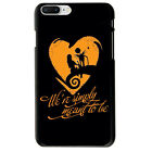 The Nightmare Before Christmas Jack Soft TPU Case For iphone 5S 7 6S 8 Plus X