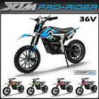Xtreme XTM PRO-RIDER 36V Electric Dirt Bike - Childs Kids Ride on Motorbike