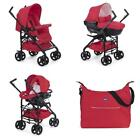 Chicco Trio System Sprint Combination PRAM SET CHOICE OF COLOURS NEW