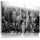 NEW YORK CITY  View Canvas Wall Art Picture Large SIZES  L101 X