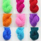 Warm Wool Yarn Acrylic Line Crochet Hook Knitting For Shoes Hat Knitting Good