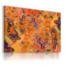 COLORFUL WORLD PATTERN MODERN ABSTRACT CANVAS WALL ART PICTURE WS208 X