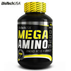 MEGA AMINO 3200 100 TAB. - Faster Lean Muscle Growth And Recovery BCAA Anabolic