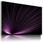 LINES LIGHTS ABSTRACT MODERN CANVAS WALL ART PICTURE LARGE SIZES AZ55 X