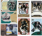 Jean-Sebastien J.S. Giguere Insert Parallel Rookie Numbered - Choose From List