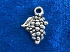 Tibetan Alloy Grapes Bunch of grapes Antique Silver Charms