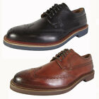 Cole Haan Mens Briscoe Wingtip Lace Up Oxford Shoes