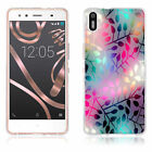 Patterned Ultra Slim Rubber Soft TPU Silicone Back Case Cover For Nokia Lenovo