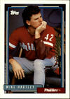 1992 Topps Baseball #'s 251-500 - You Pick - Buy 10+ cards FREE SHIP