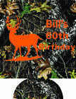 Camo 60th Birthday party favor Koozies no minimum deer can coolers quick ship