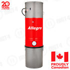 New 3000 sq ft Power Unit - Allegro Central Vacuum MU4100 - 5 YEAR WARRANTY!