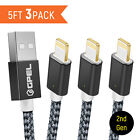 GPEL® QuickTip™ Premium Magnetic Lightning Charging Cable with LED status