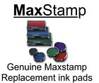 Maxstamp Replacement Ink Pads