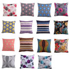 HOT Super Soft Pillowcase Printed Pillow Cushion Case Fashion Home Decoration
