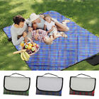 Extra Large Waterproof Family Picnic Blanket Rug Outdoor Party Camping Beach Mat
