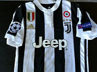 BE PART OF HISTORY JERSEY JUVENTUS & DYBALA GO FOR SERIA A & UCL TITLES-S M & L