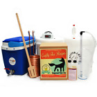 Crafty Fox All Grain Complete Beginners Home Brew Beer And Ale Starter Kit